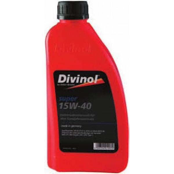 Divinol Super 15W-40 1л.