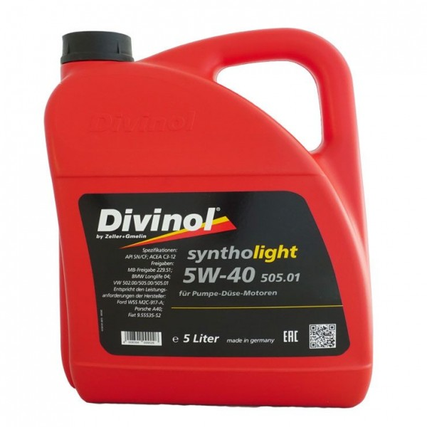 DIVINOL SYNTHOLIIGHT 505.01 5L