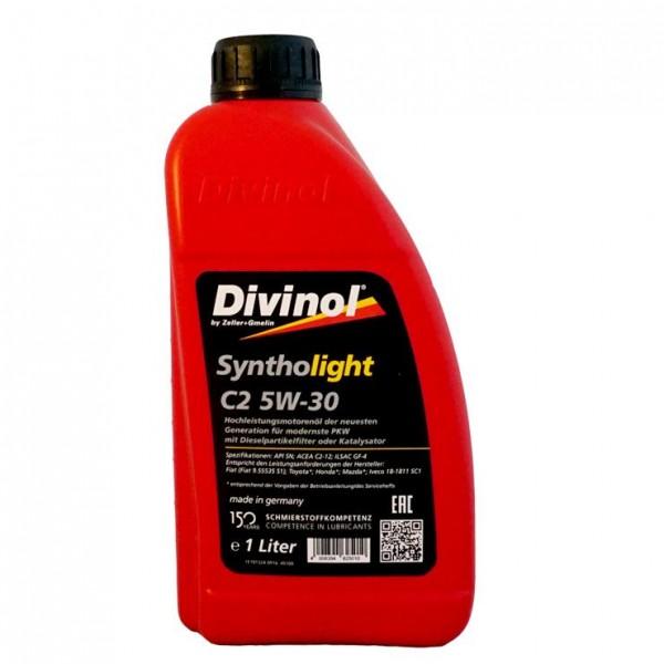 Divinol Syntholight C2 5W-30 1л.