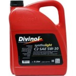Divinol Syntholight C2 5W-30 5л.
