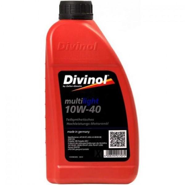 Divinol Multilight 10W-40  1л.