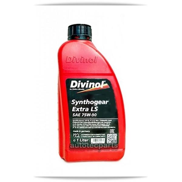 Divinol Synthogear Extra LS 75W-90 1л.