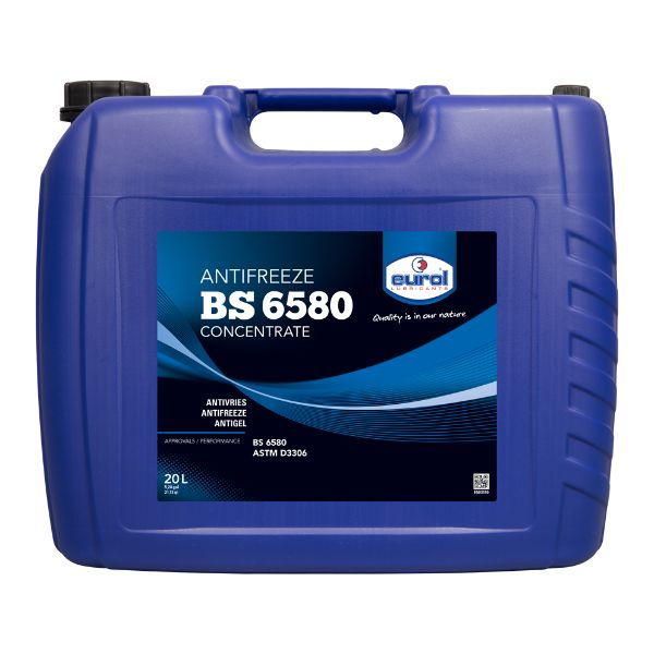 Eurol Antifreeze BS6580  /koнц./ 20л.