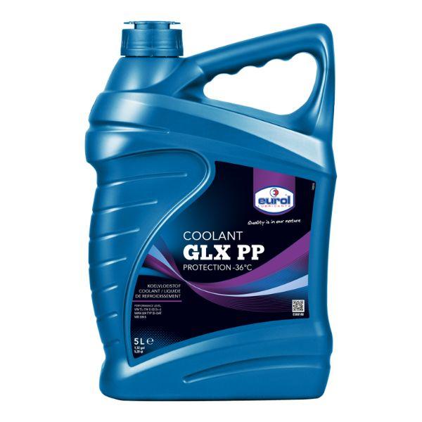 Eurol Coolant  -36C GLX  PP 5л.