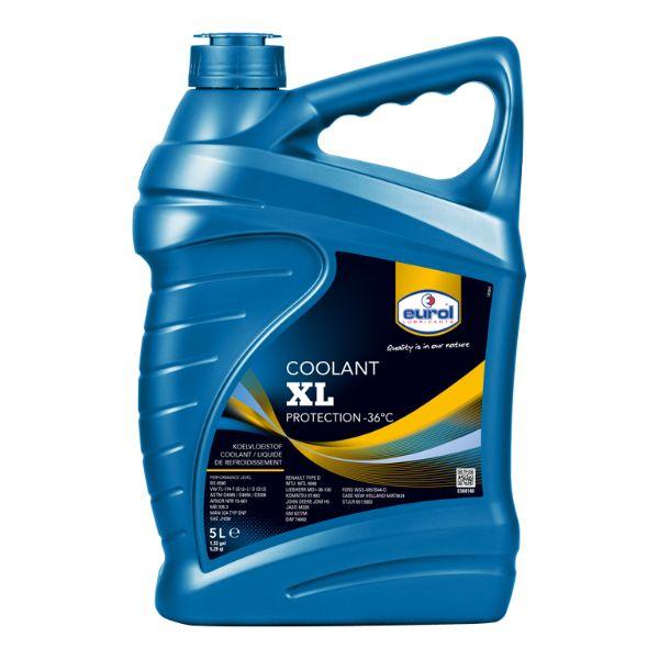 Eurol Coolant XL Yellow-36C 5л.