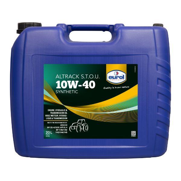 Eurol Altrack 10W-40 STOU SYN 20л-