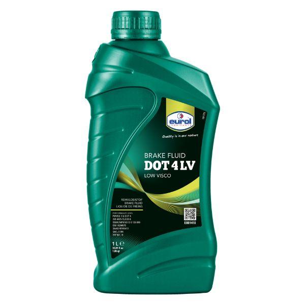 Eurol Brakefluid DOT4 LV 1л-