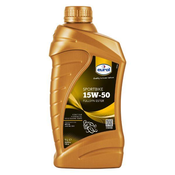 Eurol Sportbike 15W-50 1л-