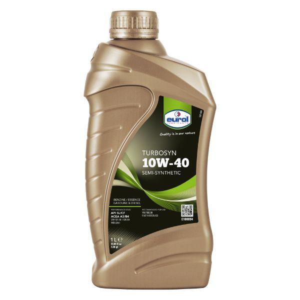 Eurol Turbosyn 10W-40 1л-