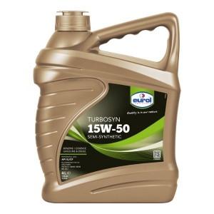 Eurol Turbosyn 15W-50 4 л-