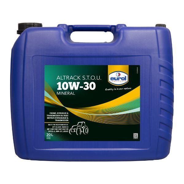 Eurol Altrack 10W-30 STOU 20л-