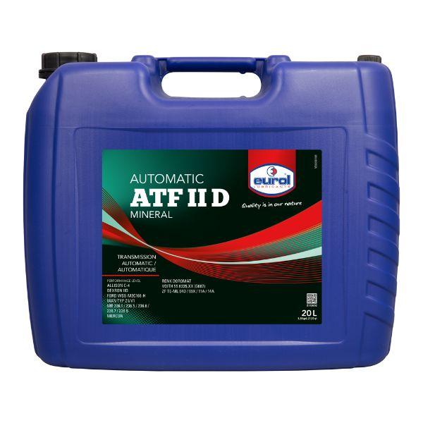 Eurol ATF II D 20л-