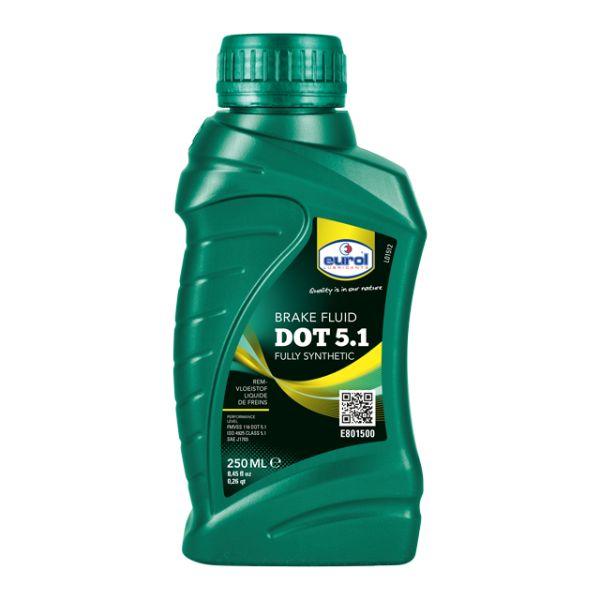 Eurol Brakefluid DOT 5-1 0-250