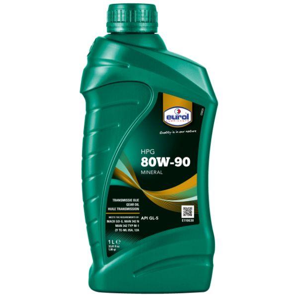 Eurol HPG SAE 80W-90 GL5 1л-