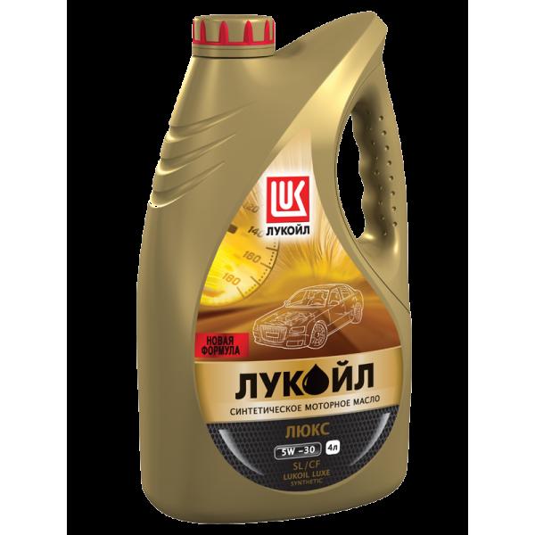 LUKOIL LUXE 15W40 ,4л
