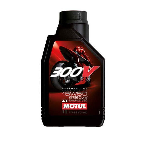 MOTUL 300V FL  ROAD  RACING 15W50 1L