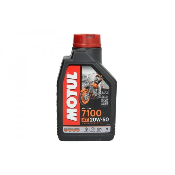 MOTUL 7100 20W50 1l