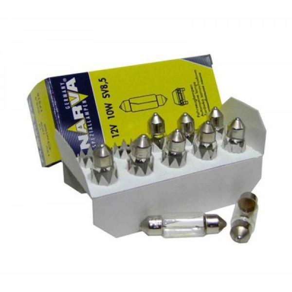 12V 10W SV8,5 11-43mm