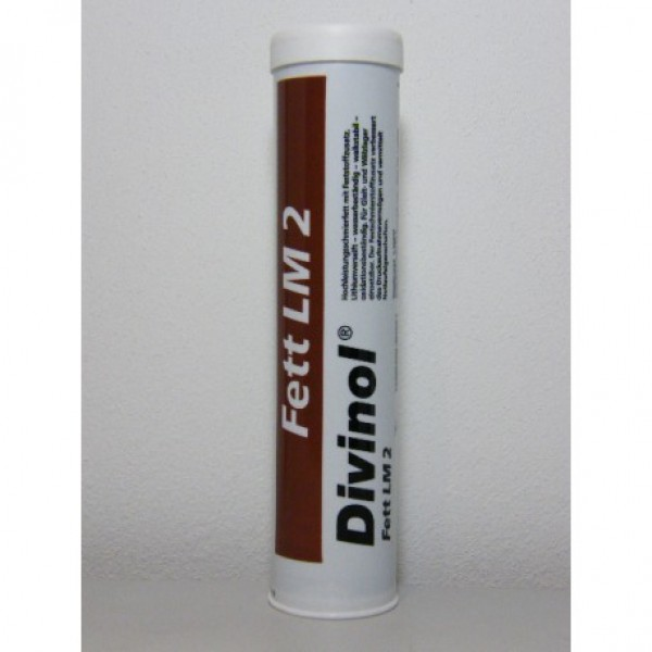 DIVINOL FETT LM 2 LITH-BASED GREASE 0-4 kg