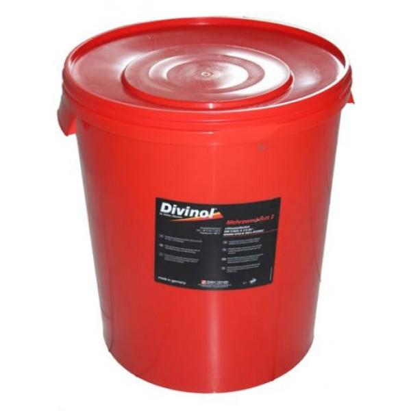 DIVINOL MEHRZWECKFETT 2 LITHIUM  GREASE 25 kg