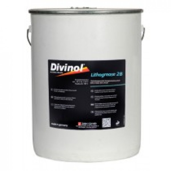 Divinol - lithogrease 2B Comple- 15 kg