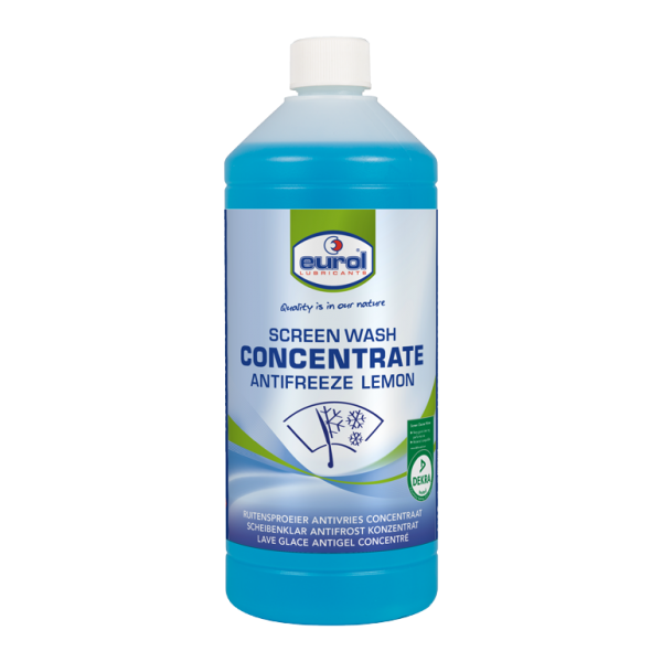 Eurol Screenwash Concentrate 1l-