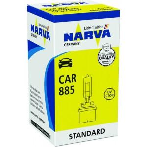 Narva 885 12-8V 50W PG13