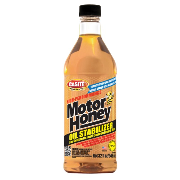 Casite Motor Honey Oil Stab 946ml C166
