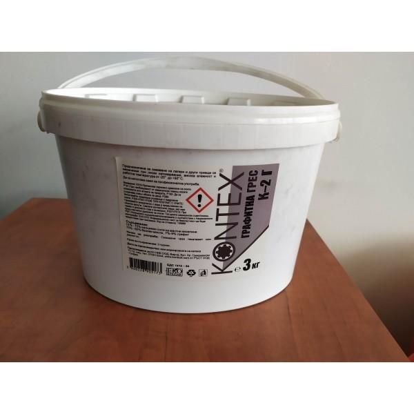 Грес KONTEX К-2Г 3 кг