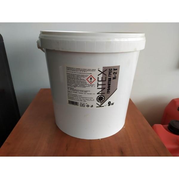 Грес KONTEX К-2Г 9 кг