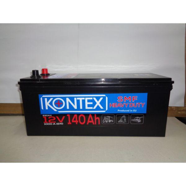 Акумулатор SMF KONTEX 12V 140Ah 1000A