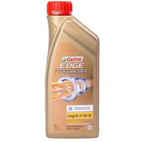 Castrol Edge 5w - 30 Professional LLife III, 1L