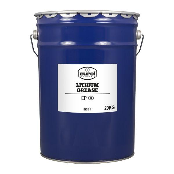 Eurol Lithium Grease EP 00  20кг.