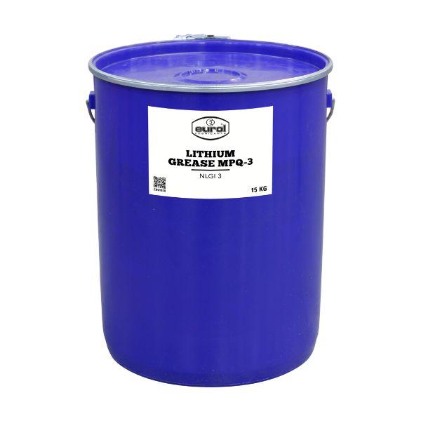 Eurol Lithium Grease MPQ 15kg.
