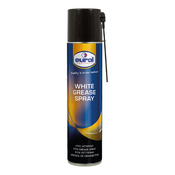 Eurol White Grease PTFF 400ml.