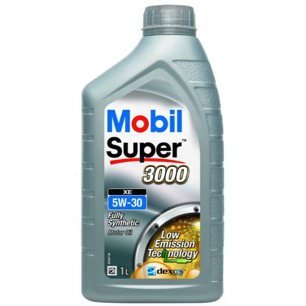 MOBIL.SUPER.3000.XE.5W30.1L